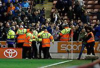 Barnsley v Leeds..EFL Championship 21.1.17 .... leeds fans