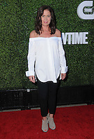 10 August 2016 - West Hollywood, California. Maura Tierny. 2016 CBS, CW, Showtime Summer TCA Party held at Pacific Design Center. Photo Credit: Birdie Thompson/AdMedia
