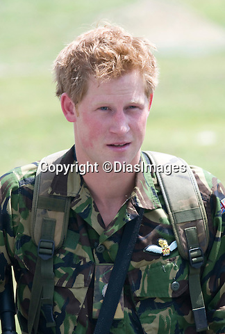 "PRINCE HARRY.visits the Camp Buckner, United States Military Academy at West Point..The Prince observed field exercises and joined a cadet squad for orientation and participated in a live fire exercise_29/01/2010.Mandatory Credit Photo: ©FRANCIS DIAS/DiasImages/NEWSPIX INTERNATIONAL..**ALL FEES PAYABLE TO: ""NEWSPIX INTERNATIONAL""**..IMMEDIATE CONFIRMATION OF USAGE REQUIRED:.Newspix International, 31 Chinnery Hill, Bishop's Stortford, ENGLAND CM23 3PS.Tel:+441279 324672  ; Fax: +441279656877.Mobile:  07775681153.e-mail: info@newspixinternational.co.uk"