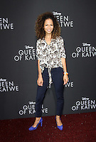 """20 September 2016 - Hollywood, California - Sherri Saum. """"Queen Of Katwe"""" Los Angeles Premiere held at the El Capitan Theater in Hollywood. Photo Credit: AdMedia"""