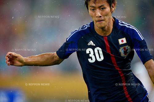 Yoichiro Kakitani (JPN),<br /> JULY 28, 2013 - Football / Soccer :<br /> EAFF East Asian Cup 2013 match between South Korea 1-2 Japan at Jamsil Olympic Stadium in Seoul, South Korea. (Photo by FAR EAST PRESS/AFLO)