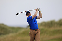 Paul Rouse (Dungannon) during Round 2 of the North of Ireland Amateur Open Championship 2019 at Castlerock Golf Club, Castlerock, Co. Antrim on Tuesday 9th July 2019.<br /> Picture:  Thos Caffrey / Golffile<br /> <br /> All photos usage must carry mandatory copyright credit (© Golffile | Thos Caffrey)