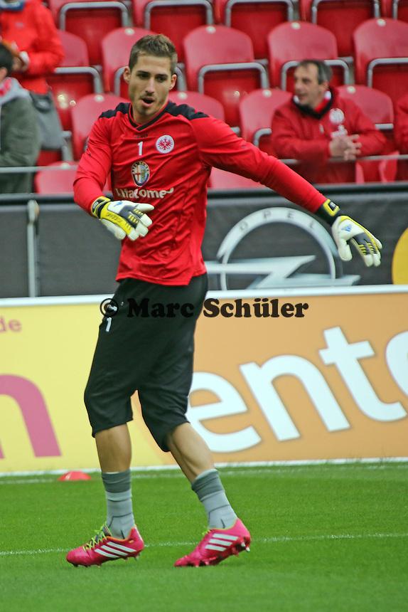Kevin Trapp (Eintracht) - 1. FSV Mainz 05 vs. Eintracht Frankfurt, Coface Arena, 12. Spieltag