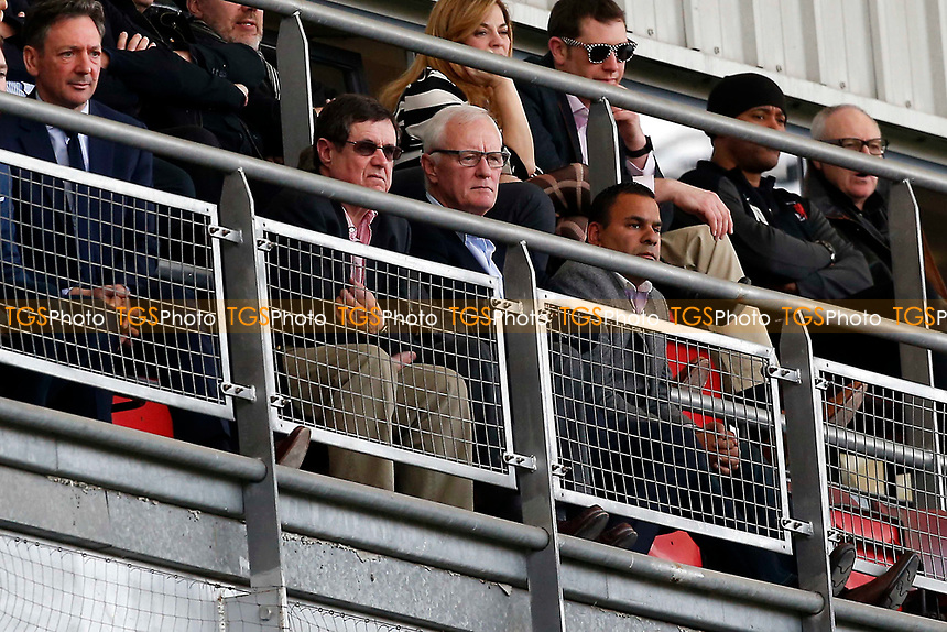 O's ex chairman Barry Hearn during Leyton Orient vs Grimsby Town, Sky Bet EFL League 2 Football at the Matchroom Stadium on 11th March 2017