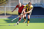 Tasman Men's Club Hockey. Saxton Field, Nelson, New Zealand. Saturday 26 July 2014.Photo: Barry Whitnall/shuttersport.co.nz