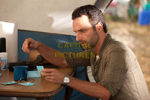 """Andrew Lincoln.in The Walking Dead (Season 2, Episode 6 """"Secrets"""").*Filmstill - Editorial Use Only*.CAP/NFS.Supplied by Capital Pictures."""