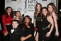 LOS ANGELES, CA - DECEMBER 5: Abby Lee Miller, Guests, at The National Film and Television Awards at The Globe Theater in Los Angeles, California on December 5, 2018. Credit: Faye Sadou/MediaPunch