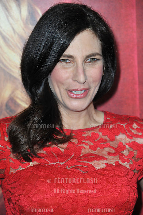 "Laura Silverman at the premiere of her HBO TV series ""The Comeback"" at the El Capitan Theatre, Hollywood.<br /> November 5, 2014  Los Angeles, CA<br /> Picture: Paul Smith / Featureflash"