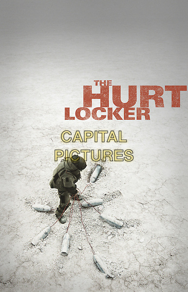 POSTER ART.in The Hurt Locker.*Filmstill - Editorial Use Only*.CAP/FB.Supplied by Capital Pictures.