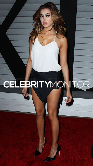 WEST HOLLYWOOD, CA, USA - JUNE 10: Noureen DeWulf at the MAXIM Hot 100 Party held at the Pacific Design Center on June 10, 2014 in West Hollywood, California, United States. (Photo by Xavier Collin/Celebrity Monitor)