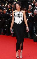 Kendal Jenner attends the 'Grace of Monaco' Premiere - 67th Cannes Film Festival - France