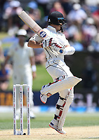23rd November 2019; Mt Maunganui, New Zealand;  BJ Watling during play on Day 3, 1st Test match between New Zealand versus England. International Cricket at Bay Oval, Mt Maunganui, New Zealand.  - Editorial Use