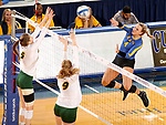 North Dakota State at South Dakota State Volleyball