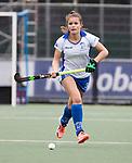 UTRECHT - Jutta van Grevel (Kampong)  tijdens de hockey hoofdklasse competitiewedstrijd dames:  Kampong-Laren . COPYRIGHT KOEN SUYK