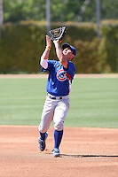 Matt Cerda, Chicago Cubs minor league spring training..Photo by:  Bill Mitchell/Four Seam Images.