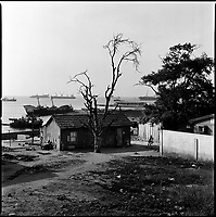 Luanda, Angola, May, 25, 2006.Bairro Boa Vista. Between February and June 2006, more than 30000 people were infected with cholera in Angola's worse outbreak ever; more than 1300 died.