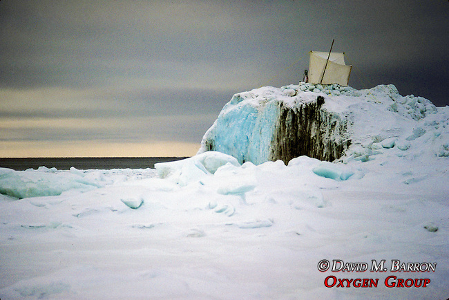 Observation Post For Bowhead Census