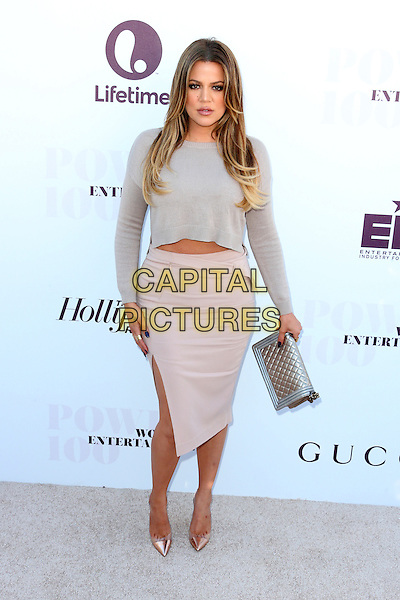 Los Angeles, CA - December 10: Khloe Kardashian Attending The Hollywood Reporter's Women In Entertainment Breakfast At Milk Studios on December 10, 2014.  <br /> CAP/MPI/RTNUPA<br /> &copy;UPA/Retna/MediaPunch/Capital Pictures