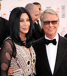 CULVER CITY, CA. - June 10: Cher and Honoree Mike Nichols arrive at the 38th Annual Lifetime Achievement Award Honoring Mike Nichols held at Sony Pictures Studios on June 10, 2010 in Culver City, California.
