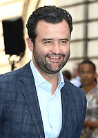 Daniel Mays at the 'Swimming With Men' UK film premiere at the Curzon Mayfair, London on July 4th 2018<br /> CAP/ROS<br /> &copy;ROS/Capital Pictures