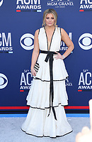 07 April 2019 - Las Vegas, NV - Lauren Alaina. 2019 ACM Awards at MGM Grand Garden Arena, Arrivals. Photo Credit: mjt/AdMedia