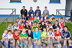 All the kids who attended the Castleisland Desmond's summer camp on Wednesday   Copyright Kerry's Eye 2008