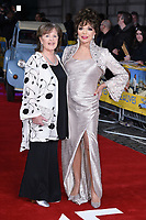 Pauline Collins and Dame Joan Collins<br /> arrives for the premiere of &quot;The Time of Their Lives&quot; at the Curzon Mayfair, London.<br /> <br /> <br /> &copy;Ash Knotek  D3239  08/03/2017