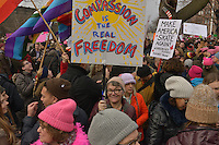 Toronto Women's March, January 21, 2017