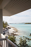 EXUMA, Bahamas. A villa at the Fowl Cay Resort.