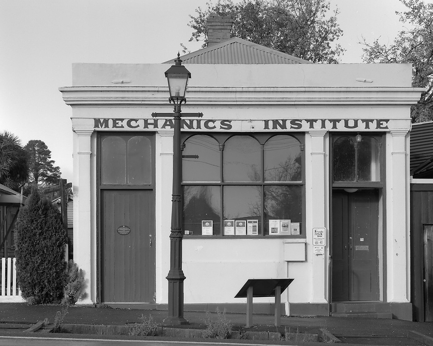 Malmsbury, Mechanics Institute