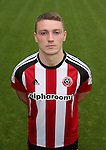 Caolan Lavery of Sheffield Utd during the 2016/17 Photo call at Bramall Lane Stadium, Sheffield. Picture date: September 8th, 2016. Pic Simon Bellis/Sportimage