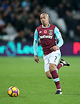 West Ham's Sofiane Feghouli in action during the Premier League match at the London Stadium, London. Picture date November 5th, 2016 Pic David Klein/Sportimage