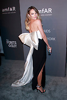 NEW YORK, NY - FEBRUARY 6: Candice Swanepoel arriving at the 21st annual amfAR Gala New York benefit for AIDS research during New York Fashion Week at Cipriani Wall Street in New York City on February 6, 2019. <br /> CAP/MPI99<br /> &copy;MPI99/Capital Pictures