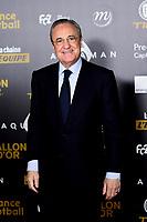 Florentino Perez - President du Real Madrid<br /> Parigi 3-12-2018 <br /> Arrivi Cerimonia di premiazione Pallone d'Oro 2018 <br /> Foto JB Autissier/Panoramic/Insidefoto <br /> ITALY ONLY
