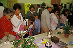 Egton Bridge Gooseberry Show. Yorkshire UK Taken either end of the 80s, or early 1990s.