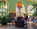 Pijalnia Wód Mineralnych, Kudowa-Zdrój, Polska<br /> Mineral Water Pump Room, Kudowa-Zdroj, Poland