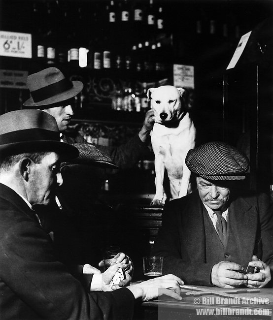 Domino players North London 1930-5