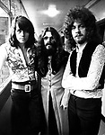 The Move ELO 1972 Bev Bevan and Roy Wood and Jeff Lynne the group promoted both bands in 1971 -1972