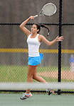 5-7-14, Skyline girl's tennis vs Monore