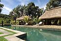 Day spa retreat in Chamarel, Mauritius.