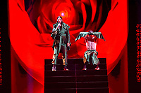 Conan Osiris (Portugal)<br /> Eurovision Song Contest, Rehearsal of the first semi-final, Tel Aviv, Israel - 13 May 2019<br /> **Not for sales in Russia or FSU**<br /> CAP/PER/EN<br /> ©EN/PER/CapitalPictures