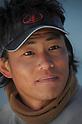 Shinnosuke Yasuda, FEBURARY 12, 2012 - Sailing : 2012 Japan National team and the World Championship team selection race, at Hayama, Kanagawa, Japan. ..(Photo by Atsushi Tomura/AFLO SPORT) [1035]