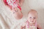 Claire & Elise [5 months]