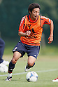 Hiroshi Kiyotake (JPN), April 25, 2012 - Football / Soccer : Japan National Team Training Camp at Akitsu Park football Stadium, Chiba, Japan. (Photo by Yusuke Nakanishi/AFLO SPORT) [1090]