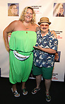 "Bridget Everett and Murray Hill attends the Off-Broadway Opening Night of ""Jacqueline Novak: Get On Your Knees"" at the Cherry Lane Theatre on July 22, 2019 in New York City."