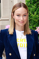 MAY 23 Olivia Wilde Arrives At AM to DM for BuzzFeed News