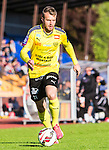 Uppsala 2015-05-21 Fotboll Superettan IK Sirius - Mj&auml;llby AIF :  <br /> Mj&auml;llbys Simon Nilsson i aktion under matchen mellan IK Sirius och Mj&auml;llby AIF <br /> (Foto: Kenta J&ouml;nsson) Nyckelord:  Superettan Sirius IKS Mj&auml;llby AIF portr&auml;tt portrait