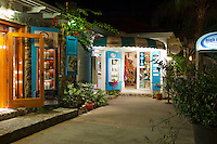 Shops in Cruz Bay<br /> St. John<br /> U.S. Virgin Islands
