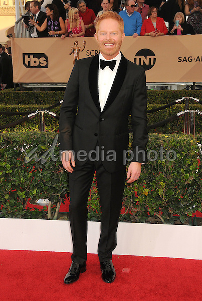30 January 2016 - Los Angeles, California - Jesse Tyler Ferguson. 22nd Annual Screen Actors Guild Awards held at The Shrine Auditorium. Photo Credit: Byron Purvis/AdMedia