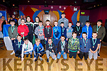 Desmonds U12 boys team at the Castleisland Desmonds LGFA/GAA Awards Night in the River Island Hotel on Sunday.
